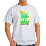 Have A Heart Men's Light T-Shirt - Back Print