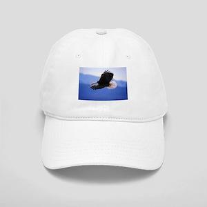 Bald Eagle flying Cap