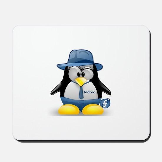 Fedora Tux Mousepad