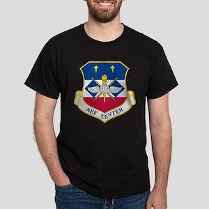 AEF Center Black T-Shirt