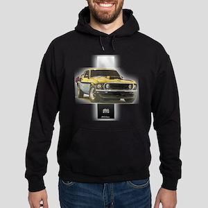 Mustang Boss 302 Hoodie (dark)