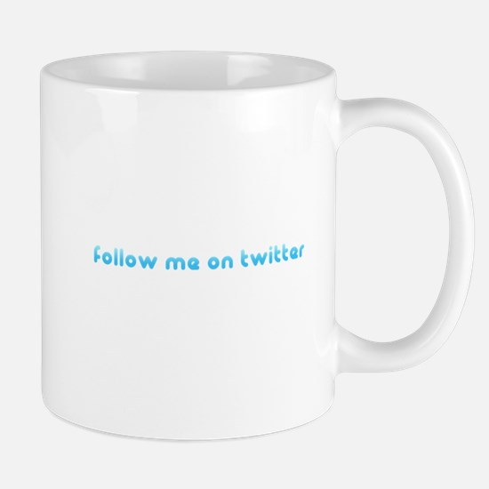 Unique Tweet me Mug