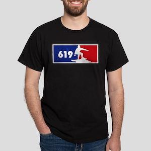619 Surf Dark T-Shirt