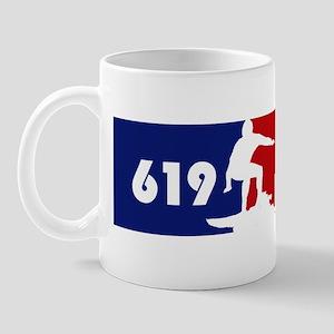 619 Surf Mug