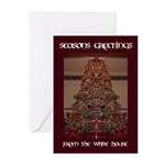 Jeremiah 10 Christmas Cards (Pk of 10)