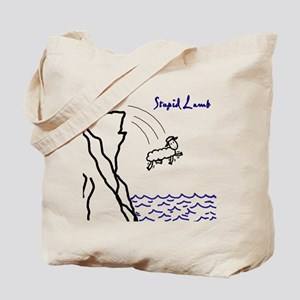 Stupid Lamb New Moon Tote Bag