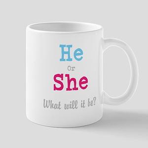 Gender Reveal Mugs