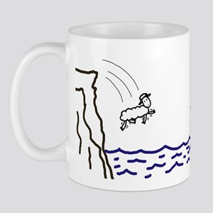 Stupid Lamb New Moon Mug