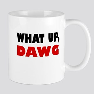 What Up, DAWG Mug