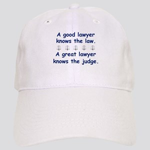 Good/Great Lawyer Cap