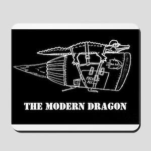 The Modern Dragon Mousepad