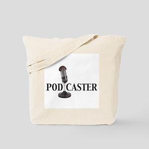 Podcaster -  Tote Bag