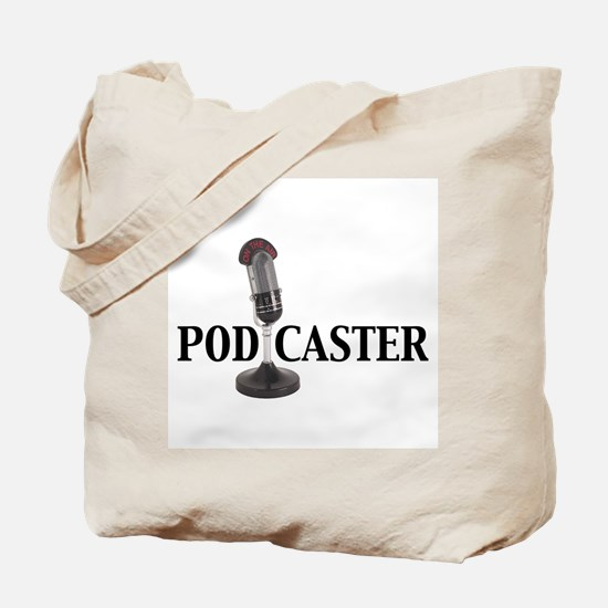 Podcaster -  Tote Bag