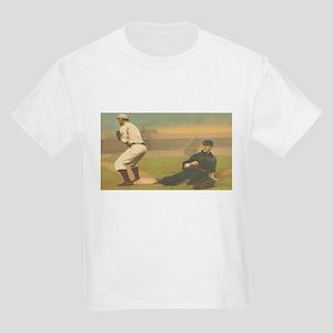 TOP Classic Baseball Kids Light T-Shirt