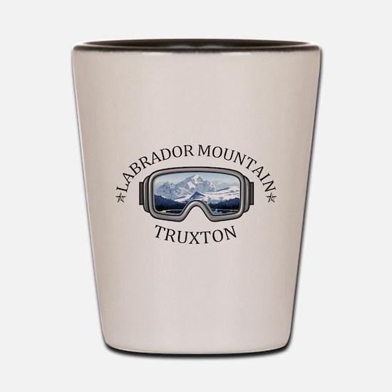 Labrador Mountain - Truxton - New Yor Shot Glass