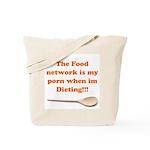 Food Porn Tote Bag