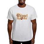 Whippet Mom Light T-Shirt