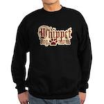 Whippet Mom Sweatshirt (dark)