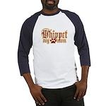 Whippet Mom Baseball Jersey