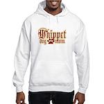 Whippet Mom Hooded Sweatshirt
