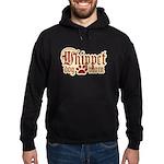 Whippet Mom Hoodie (dark)