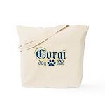 Corgi Dad Tote Bag