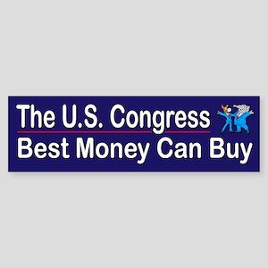 The U.S. Congress - Best Money can buy