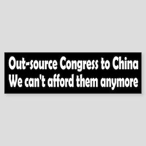 Outsource Congress to China