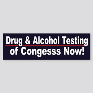 D&A Testing for Congress
