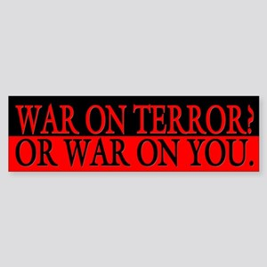 War On Terror Political