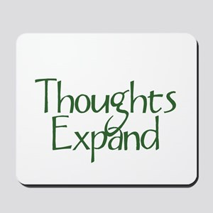 Thoughts Expand Mousepad
