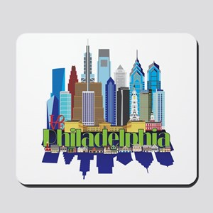 Philly New Icon Mousepad