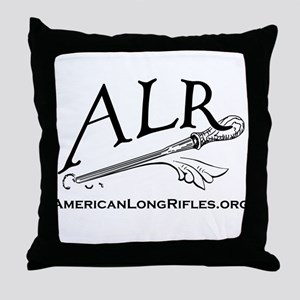 American Longrifles Swag Throw Pillow