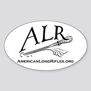 American Longrifles Swag Oval Sticker