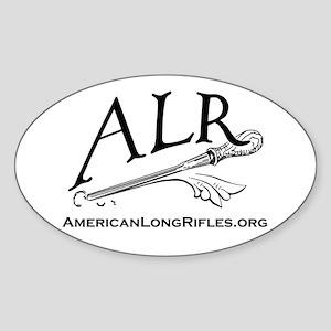 American Longrifles Swag Oval Sticker