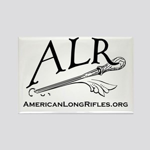 American Longrifles Swag Rectangle Magnet