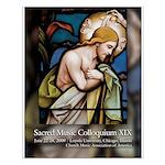 Sacred Music Colloquium 2009 Small Poster