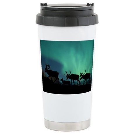 Caribou Stainless Steel Travel Mug