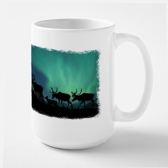 Caribou Large Mug