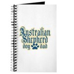 Australian Shepherd Dad Journal