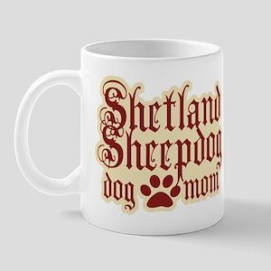 Shetland Sheepdog Mom Mug