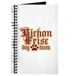 Bichon Frise Mom Journal