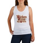 Bichon Frise Mom Women's Tank Top