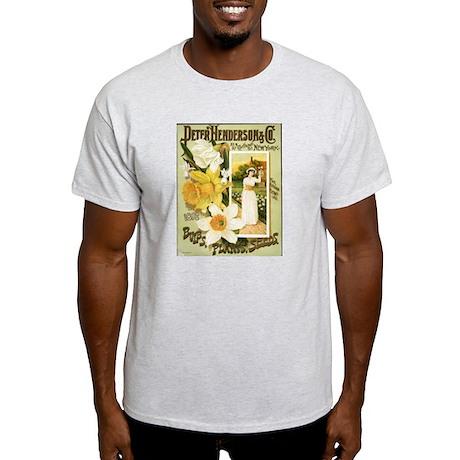 Bulbs, Plants, Seeds Light T-Shirt