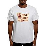 Great Dane Mom Light T-Shirt