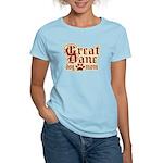 Great Dane Mom Women's Light T-Shirt