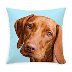 Vizsla Portrait Everyday Pillow