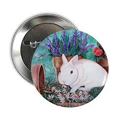 Twinkie Bunny Button