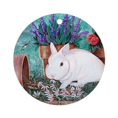 Twinkie Bunny Ornament (Round)