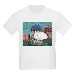 Twinkie Bunny Kids T-Shirt